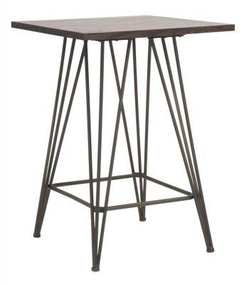 Barový stôl HARLEM, 60x60x85 cm