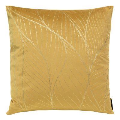Obliečka na vankúš BLINK 45x45cm medová/zlatá