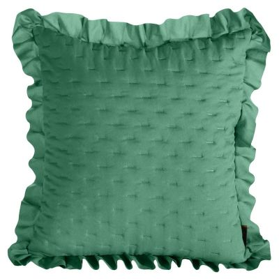 Obliečka na vankúš LIBI, 45x45 zelená
