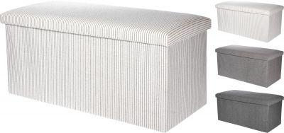 Skladovací box látkový 82x42x38cm