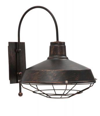 Nástenná lampa Bronx 30x40x37cm