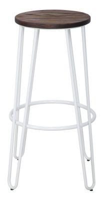 Barové stoličky / 2ks, Ø 39x76 cm