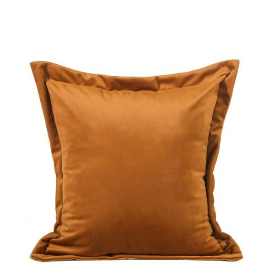 Dekoratívna obliečka na vankúš VILLA, 45x45 cm oranžová