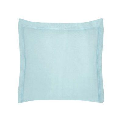 Bavlnená obliečka na vankúš NOVAC BL svetlo modrá