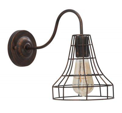 Nástenná lampa Industry A 34x18x27cm