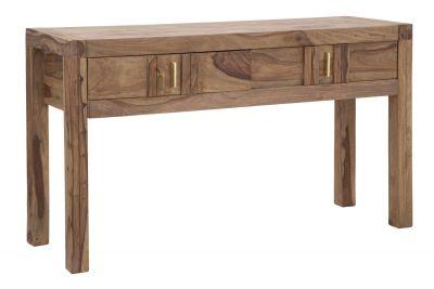 Elegantný konzolový stolík,  132x40x76 cm