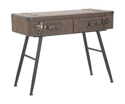 Konzolový stolík TRAVEL, 90x40x80 cm