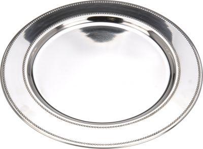 Nerezový tanier 39cm