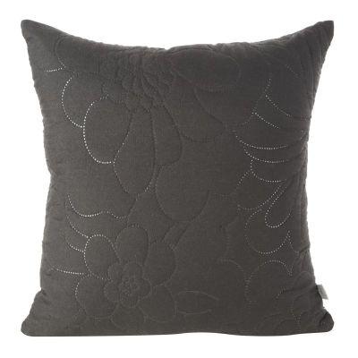 Jednofarebná obliečka na vankúš ALARA 4 40x40 cm čierna