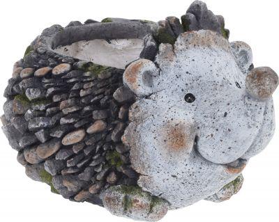 Kvetináč - ježko MGO 24x34x21cm