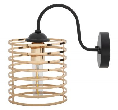 Nástenná lampa Elegant C 16x2,5x26cm